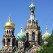 Church of the Savior on the Spilt Blood - Stock Photo