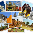 Ancient Thailand - Foto Stock