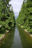 Park in Tsarskoe Selo — Stock fotografie
