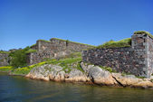 Suomenlinna - sweden sea fortress — Stock Photo