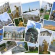 Sights of Saint Petersburg — Stock Photo