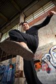 Urban dancer — Stock Photo