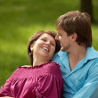 Happy couple — Stock Photo #3992040