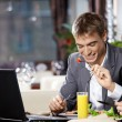 Business dinner — Stock Photo #4019076