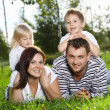 Family — Stock Photo #4019348