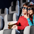 At a cinema — Stock Photo #4019499