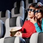 At a cinema — Stock Photo #4019499