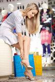 Sapatos — Fotografia Stock