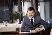 Businessman — Stockfoto