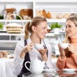 Stock Photo: Time for tea