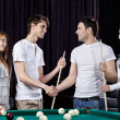 The played party — Stock Photo #4189449