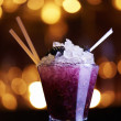 Постер, плакат: Blackberry cocktail