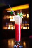 коктейль со льдом — Стоковое фото