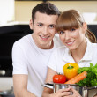 Nice couple — Stock Photo #4239361