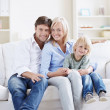 Royalty-Free Stock Photo: Family home