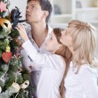 Stock Photo: Prepare for Christmas