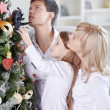 Prepare for Christmas — Stock Photo