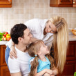 happy family — Stock Photo #4512263