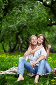 Happy couple — Foto Stock