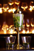 The mojito — Stock Photo