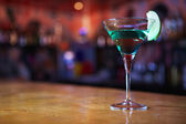 Two-layer cocktail — Stock Photo