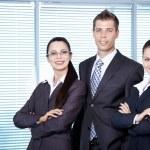 Businesspeople — Stock Photo