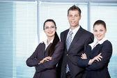 Empresários — Foto Stock