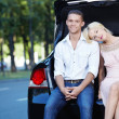 Attractive couple — Stock Photo #4604551