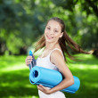 Healthy lifestyle — Stock Photo #4604766