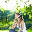 Music lover — Stock Photo #4604778