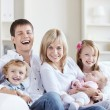 Family home — Stock Photo #4716341
