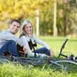 Young couple — Stock Photo #4716756