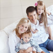 Happiness Family — Stock Photo #4716813