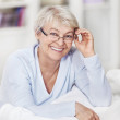 Laughing woman — Stock Photo #4717065