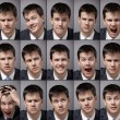 Emotions - Foto Stock