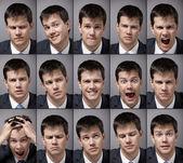 Emotions — Stockfoto
