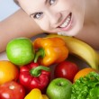 Healthy lifestyle — Stock Photo #4850109