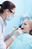 Dentistry — Stock Photo