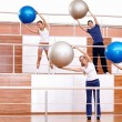 Exercise Ball — Stock Photo