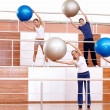 Exercise Ball — Stock Photo #5039875