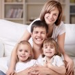 Families - Foto Stock
