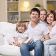 Family Evening — Stock Photo