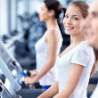 Fitness center - Stock Photo
