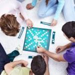 Scrabble — Stock Photo