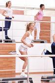Cvičení — Stock fotografie