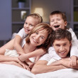 Happy family — Stock Photo #5050466