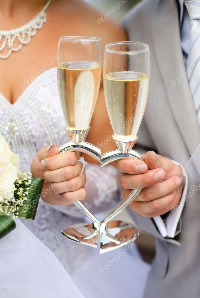 Разбился бокал в день свадьбы
