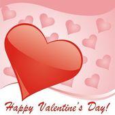 Valentýna — Stock vektor