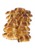 Fresh croissant close up — Stock Photo