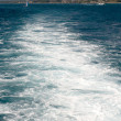 Yacht in sea — Stock Photo #4075040